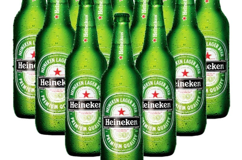 Heineken Long Neck
